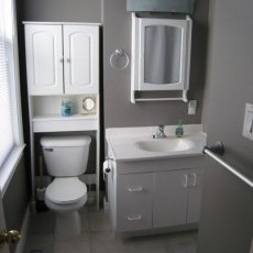 4 piece Bathroom