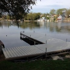 Gorgeous Large Dock