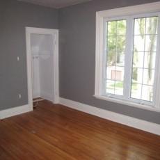 Front upper Bedroom