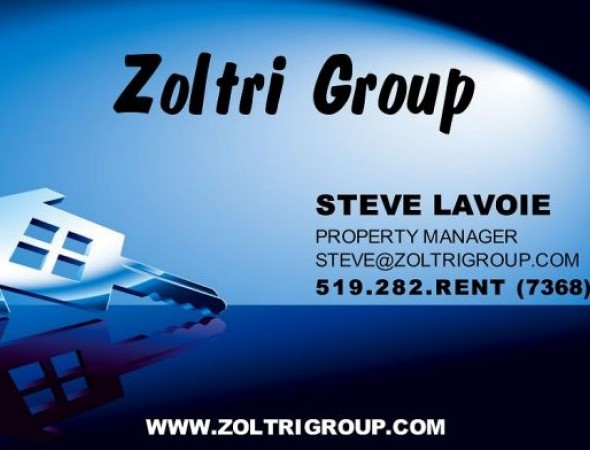 Zoltri Group Rentals