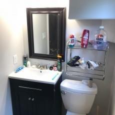 Renovated Bathroom #1